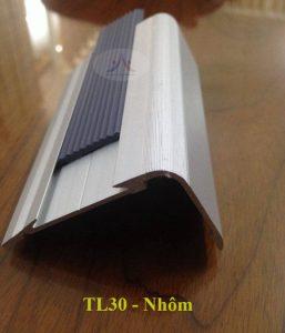 Nẹp chống trơn TL30 màu nhôm