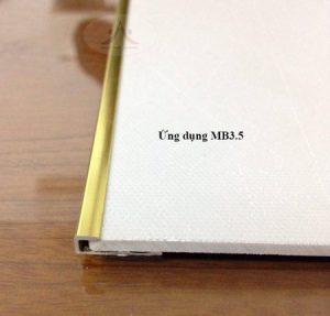 Nẹp bo viền MB3.5MM 1