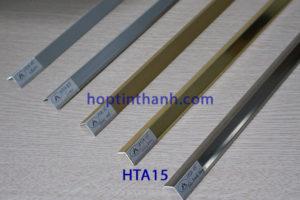 Nẹp nhôm chữ V HTA15 Hợp Tín Thành
