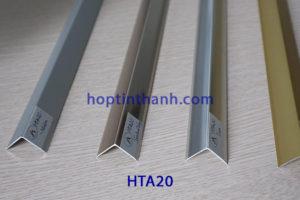 Nẹp nhôm chữ V HTA20 Hợp Tín Thành